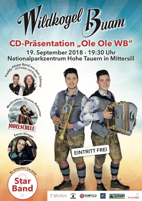 Plakat CD